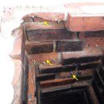Unlined chimney flues